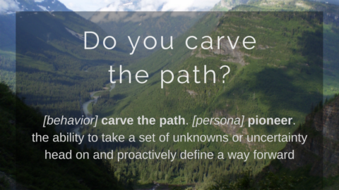 Carve the Path