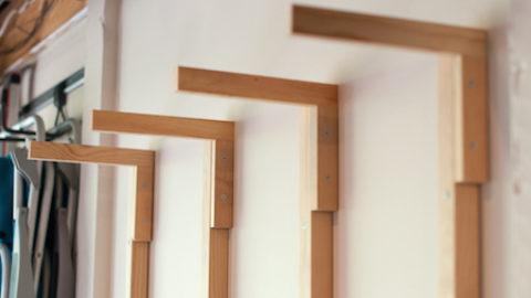 DIY Shop Shelves
