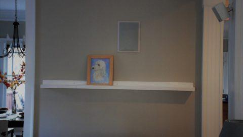 DIY Display Shelf